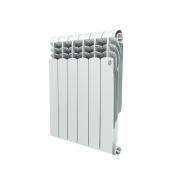 Радиатор Royal Thermo Biliner 500 new - 6 секций биметалл