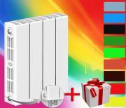 Rifar SUPReMO Ventil 500 - 8 секции Биметаллический радиатор нижнее левое подключение
