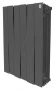 Радиатор Royal Thermo PianoForte 500 Noir Sable - 4 секций