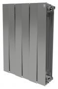 Радиатор Royal Thermo PianoForte 500 Silver Satin - 12 секций