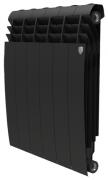Радиатор Royal Thermo BiLiner 500 Noir Sable - 4 секции