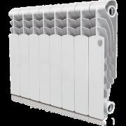 Радиатор Royal Thermo Revolution 350 - 8 секц. cекционный алюминий