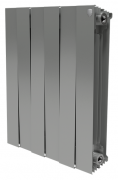 Радиатор Royal Thermo PianoForte 500 Silver Satin - 4 секции
