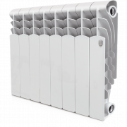 Радиатор Royal Thermo Revolution 350 x8 cекционный алюминий