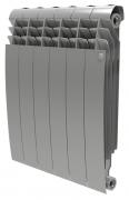 Радиатор Royal Thermo BiLiner 500 Silver Satin - 6 секций