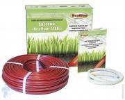 Комплект HeatLine-Грунт 450Вт, нагревательный кабель для обогрева теплиц HL-GR-450