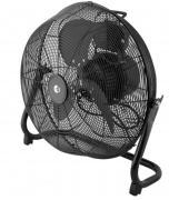 Вентилятор напольный Equation 60 Вт 40 см, металл, с осциляцией, черный