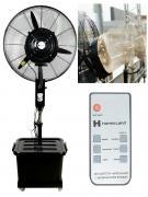Вентилятор напольный HomieLand с увлажнителем воздуха и пультом HL-260