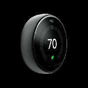Терморегулятор Nest Learning Thermostat 3.0 (T3018US) Mirror Black