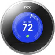 Терморегулятор Nest Learning Thermostat 3.0 (Silver)