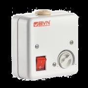 Регулятор скорости BSC-2 для вентилятора (пусковой ток до 5 Ампер) | BVN | Bahcivan Motor
