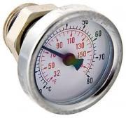 """Термометр VALTEC погружной, 1/2"""" арт.VT.0617.0.0"""