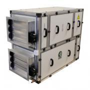 Приточновытяжная вентиляционная установка Miravent ПВВУ GR EC – 1350 W (с водяным калорифером)