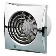 Вытяжка для ванной диаметр 150 мм Vents 150 Quiet хром