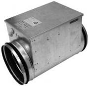 Электрический канальный нагреватель PBEC 125/3