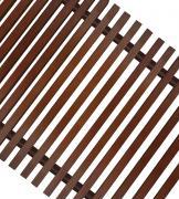 Декоративная решетка Techno 250х2200/ТД Темное дерево Ясень