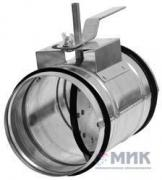 Клапан воздушный круглый Арктос КВК 400М