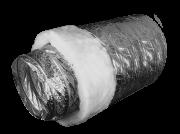 Воздуховод звукоизолированный SONOBFA-H 152 мм х 10 м