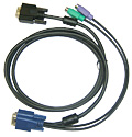 Кабель-KVM D-Link DKVM-IPCB5, All in one SPHD KVM Cable in 5m (15ft) for IPKVM devices