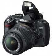 Nikon D3000 kit 18-55