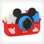 Детский фотоаппарат SmileZoom Микки Red