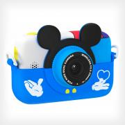Детский фотоаппарат SmileZoom Микки Blue