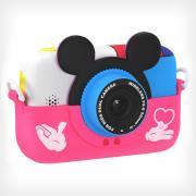 Детский фотоаппарат SmileZoom Микки Pink