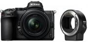 Nikon Фотокамера Z 5 + объектив 24-50/4-6.3 + FTZ