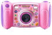 Фотоаппарат детский Kidizoom Pix розового цвета цифровая камера VTECH 80-193650