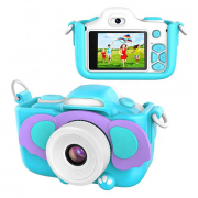 Детский фотоаппарат ZOO PLUS со вспышкой (Слонёнок)