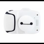 Детский цифровой фотоаппарат HRS Moo с записью видео, памятью и играми (Белый) Детский цифровой фотоаппарат HRS Moo (Белый)