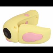 Детский фотоаппарат Kids Digital Camera (Желтый)