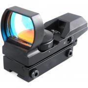 1x22x33 Red Dot Laser Sight Rifle Scope Weaver (Picatinny)