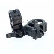 Кольца UTG Leapers на Weaver, высокие, 25,4 мм [RQ2W1204]