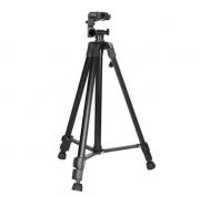 Штатив для камеры и телефона Tripod 3366 (Черный)