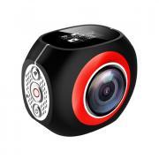 Экшн-камера EKEN PANO360 ULTRA HD 2.7K 25FPS Black