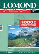 Фотобумага глянцевая для струйной печати lоmond ij, 25 листов 21х30 (а4) 140 г/м2 GF 5332