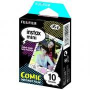 Картридж для моментальной фотографии Fujifilm Instax Mini Comic 10 шт.