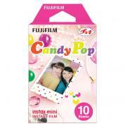 Fujifilm Colorfilm Candypop 10/1PK для Instax mini 8/7S/25/50S/90 / Polaroid 300 Instant 16321418 / 70100139614