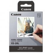 Набор для компактного принтера Canon XS-20L (20 листов + картридж)