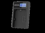 Pitatel Зарядное устройство для аккумулятора Panasonic DE-A25 CGA-S007E DMW-BCD10 NP-95 код PVC-074