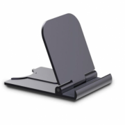 Подставка пластиковая Multi-Angle Stand для смартфонов, планшетов, электронных книг (Черный)