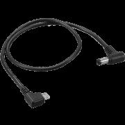 Кабель Tilta Nucleus-Nano micro USB - 90 Degree 2.1mm DC Motor