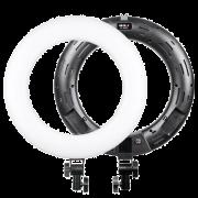 Осветитель кольцевой Viltrox VL-600T 45W (3300-5600K)