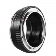 Адаптер K&F Concept для объектива Canon FD на X-mount KF06.108