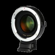 Адаптер Viltrox EF-E II для объектива Canon EF на байонет Sony E-mount
