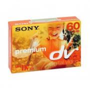 Кассета Sony DVM60R3 Mini DV Premium