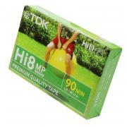 Видеокассета TDK Hi8 HMP 8мм пленка 90 минут P5-90HMPPEN