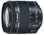 Объектив Canon EF-S 18-55mm f/4-5.6 IS STM черный
