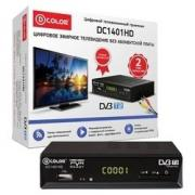 D-COLOR DC1401HD (черный) - ТВ тюнер